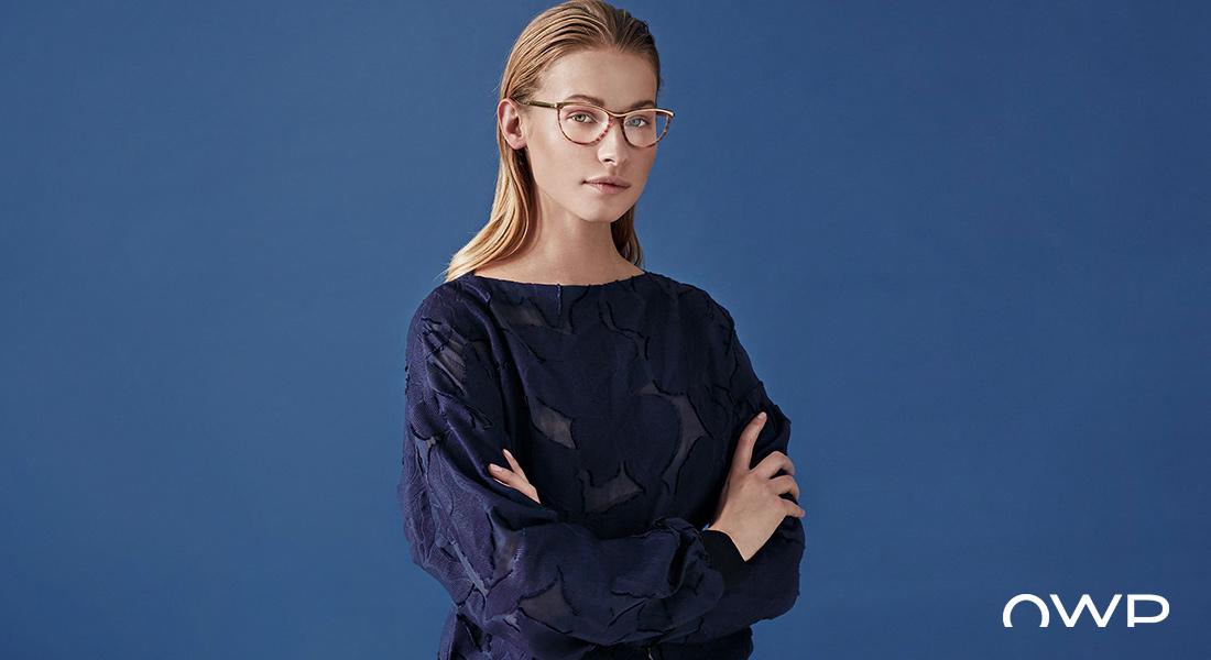 4168d423e392ac OWP brillen voor vrouwen  mooie Duitse degelijkheid