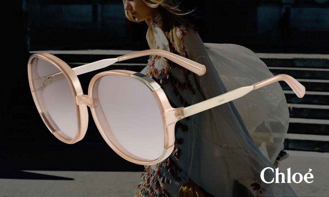 Zonnebril Lichte Glazen : Een seventies gevoel met de zonnebrillen van chloé nieuwegein